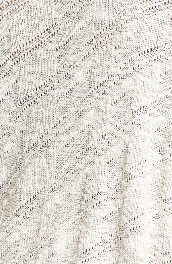 Alternate Image 3  - Eileen Fisher Dolman Sleeve Cardigan (Plus Size)