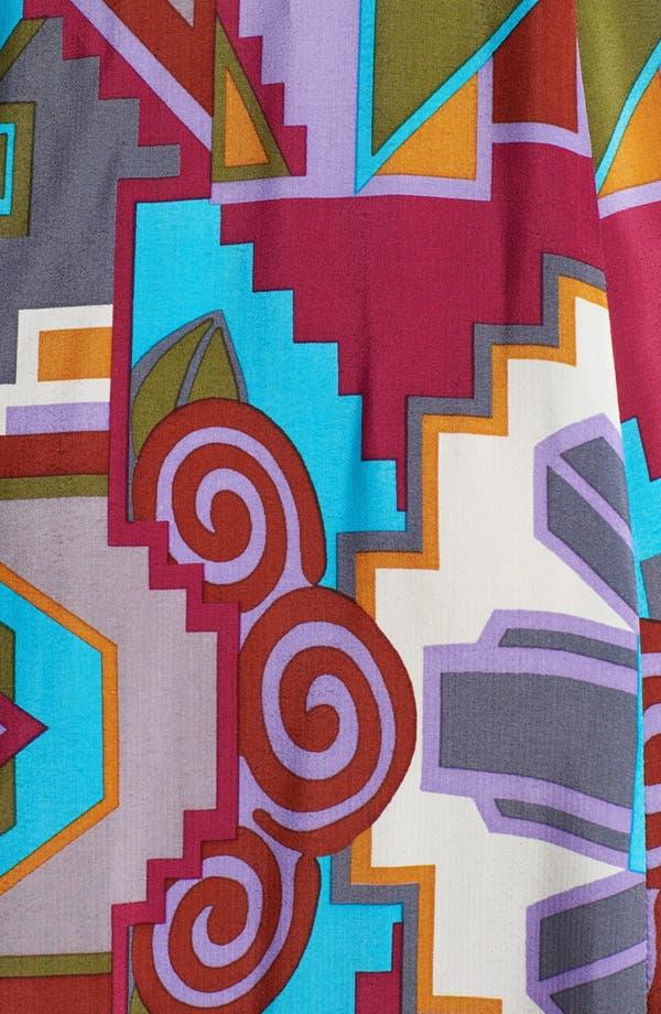Alternate Image 3  - Nanette Lepore Print Maxi Dress