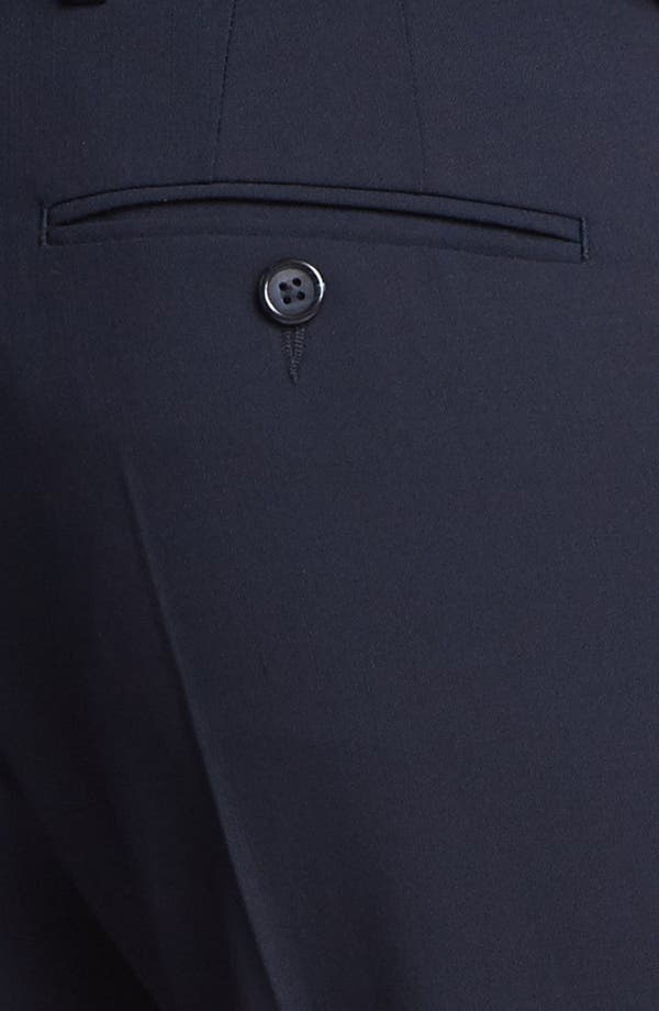 Alternate Image 3  - Vince 'Strapping' Stretch Wool Tuxedo Pants