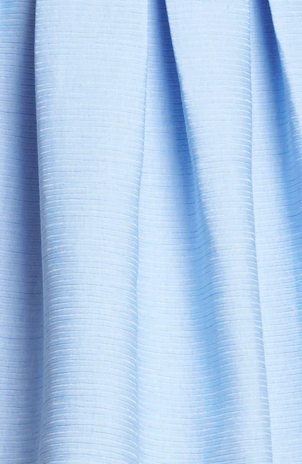 Alternate Image 3  - Taylor Dresses Cutout Detail Fit & Flare Dress