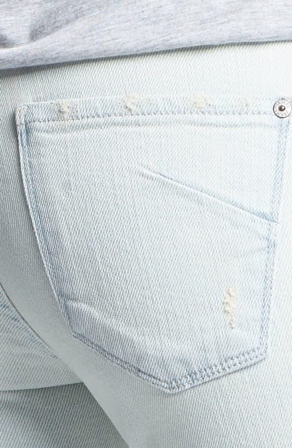 Alternate Image 3  - James Jeans 'Neo Beau' Distressed Boyfriend Jeans (Petite) (Online Only)