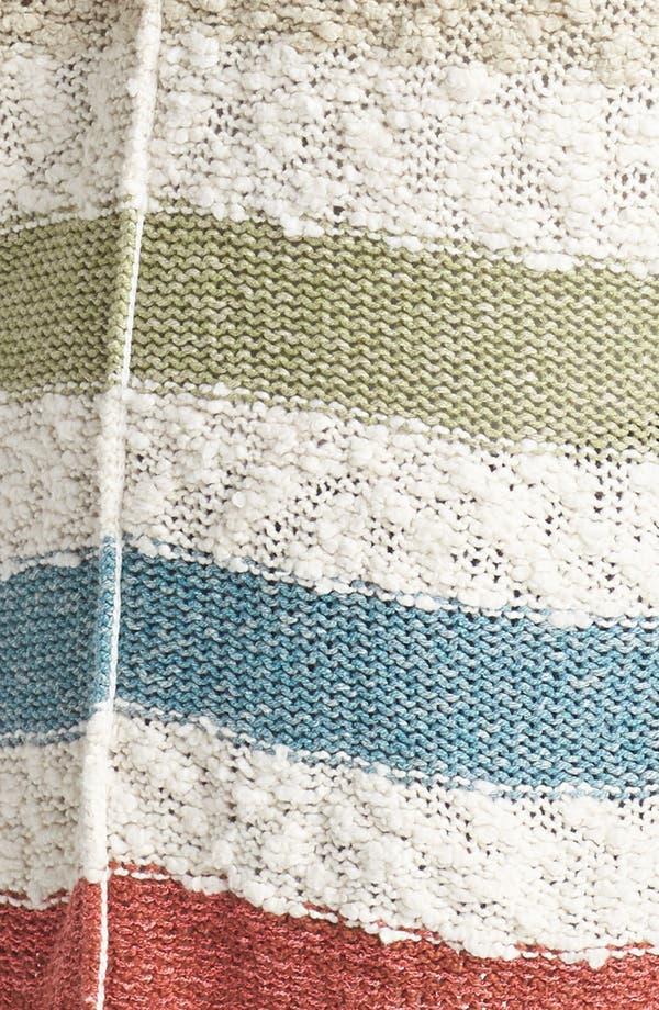 Alternate Image 3  - Free People 'Seaside' Stripe Bouclé Cardigan