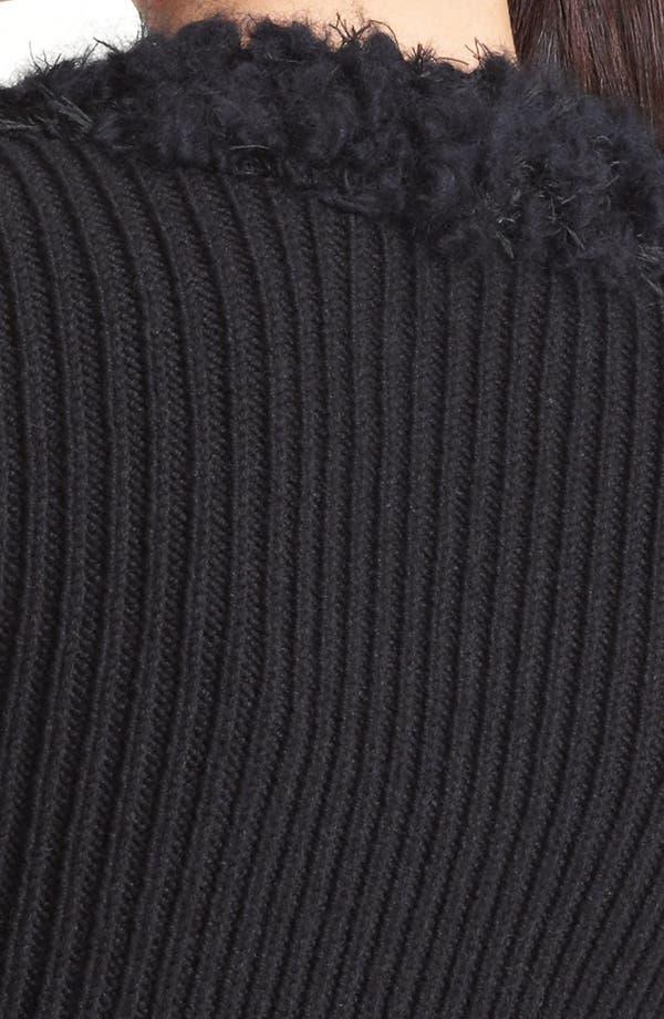 Alternate Image 3  - Nina Ricci Tweed Sweater Jacket