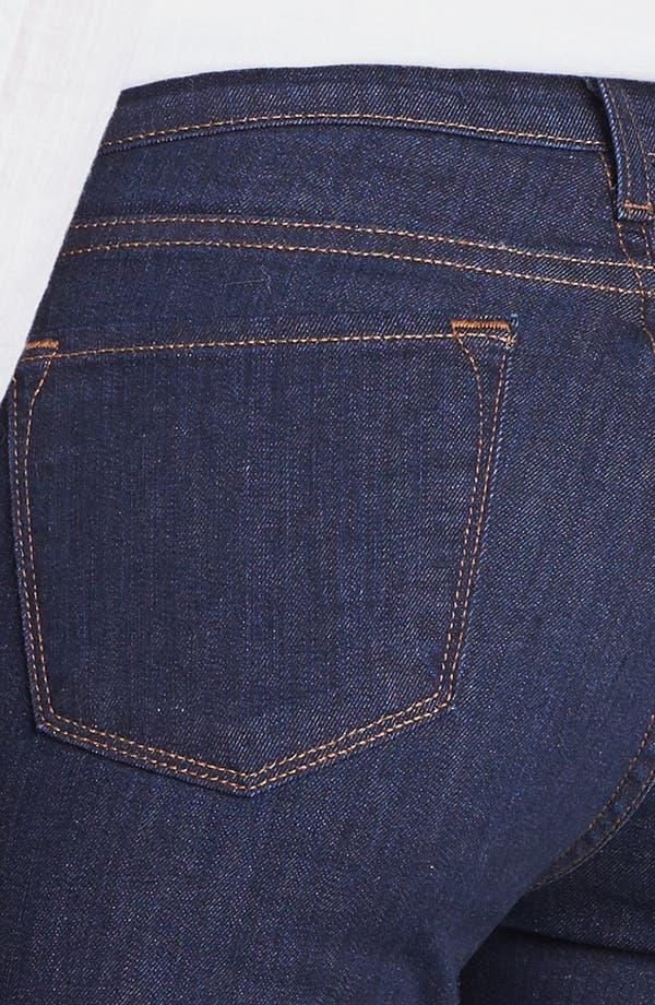 Alternate Image 3  - J Brand '814' Mid-Rise Cigarette Leg Jeans (Pure)