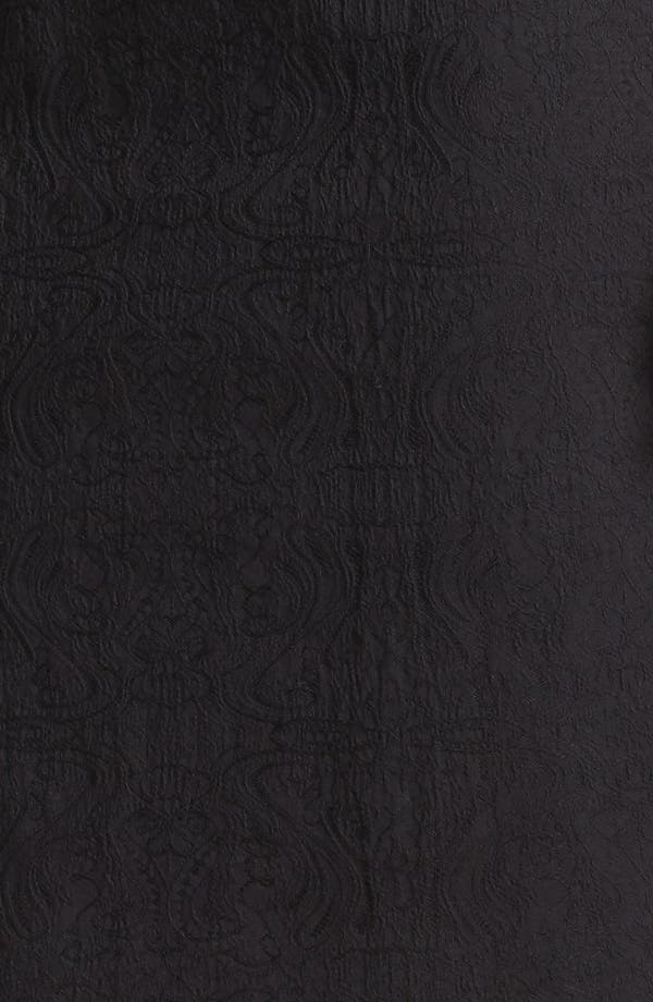 Alternate Image 3  - Classiques Entier® 'Bursa Jacquard' Skirt