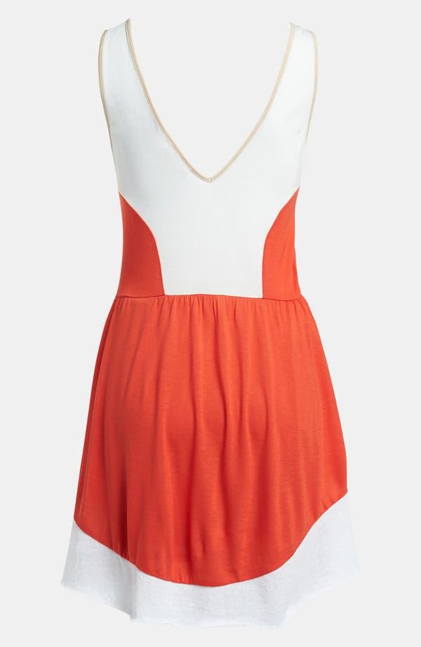 Alternate Image 2  - Piper Colorblock Tunic Dress