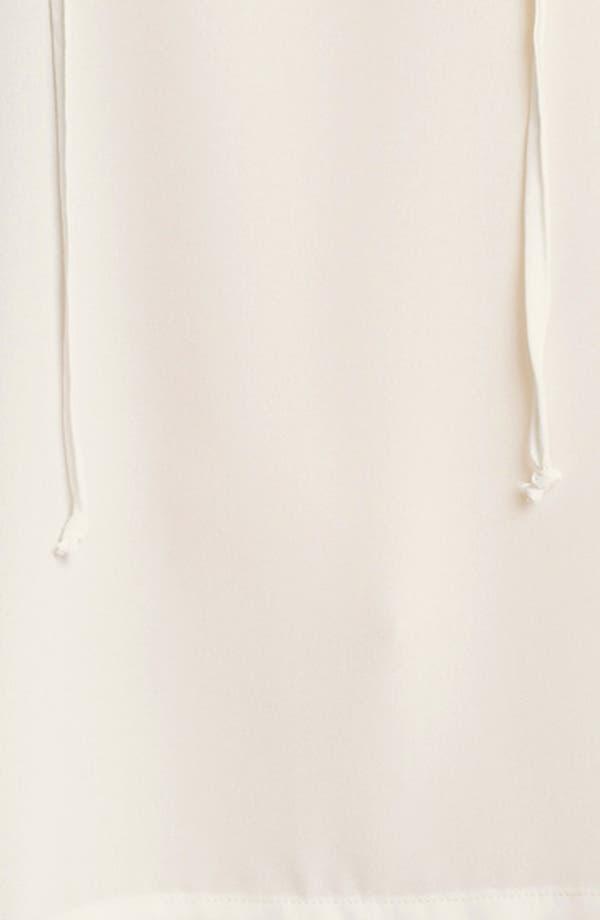 Alternate Image 3  - Eight Sixty V-Neck Blouse (Plus Size)
