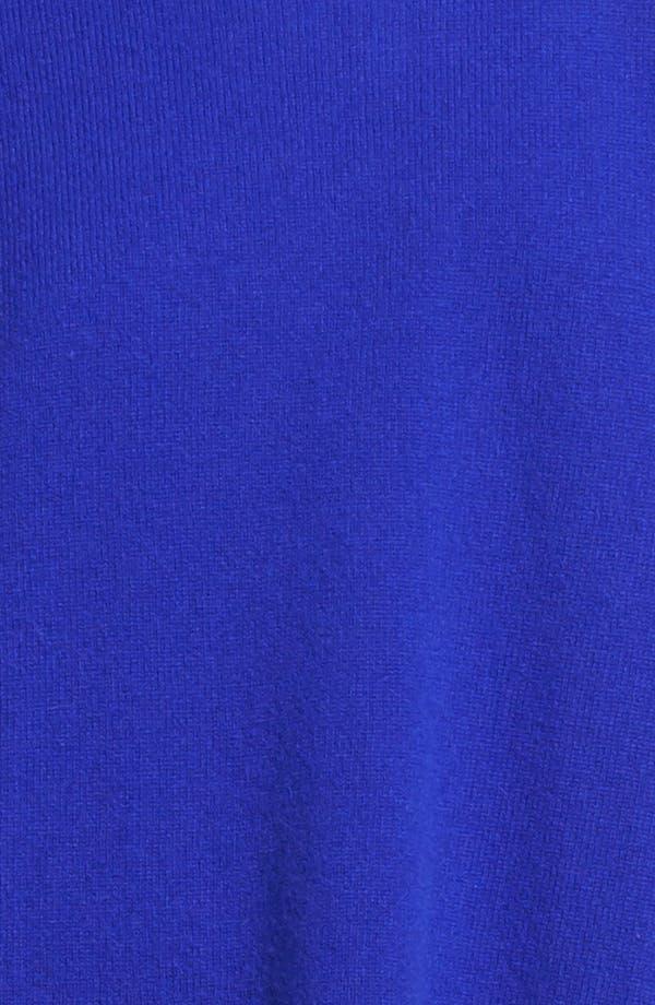 Alternate Image 5  - autumn cashmere Back Zip Cashmere Sweater