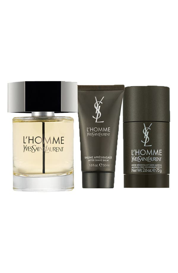 Alternate Image 2  - Yves Saint Laurent 'L'Homme' Spring 2013 Set ($120 Value)