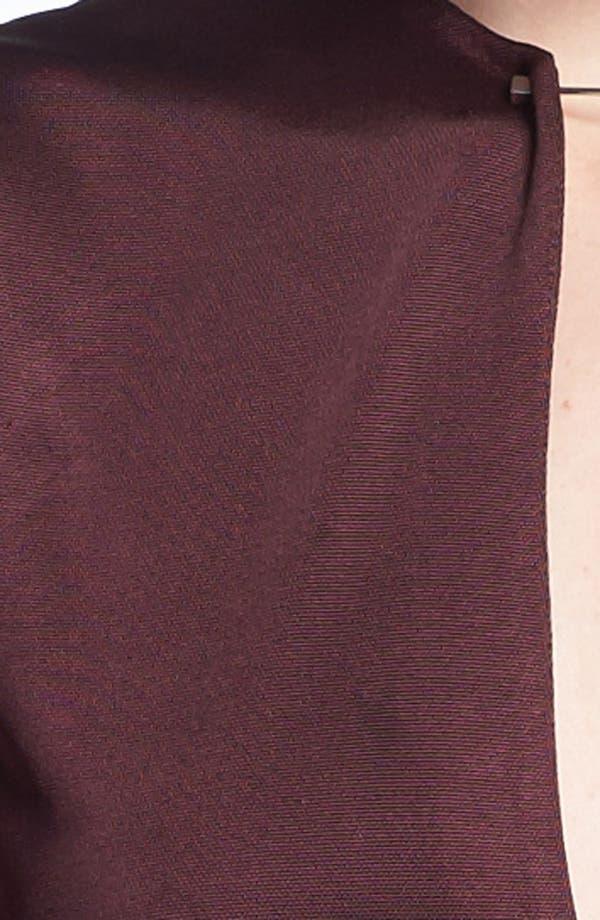 Alternate Image 3  - T by Alexander Wang Sleeveless Double Piqué Knit Dress
