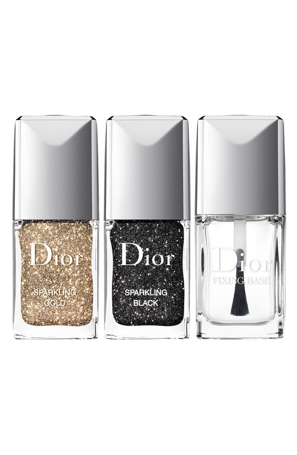 Alternate Image 1 Selected - Dior 'Sparkling Nail Powders' Set (Nordstrom Exclusive)