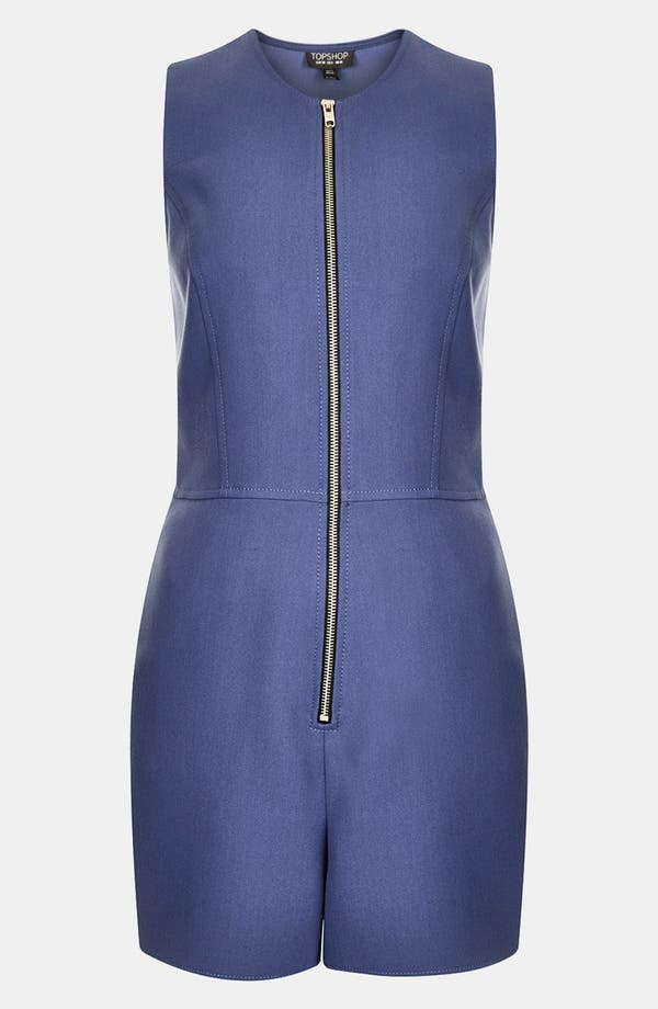 Alternate Image 3  - Topshop Sleeveless Romper
