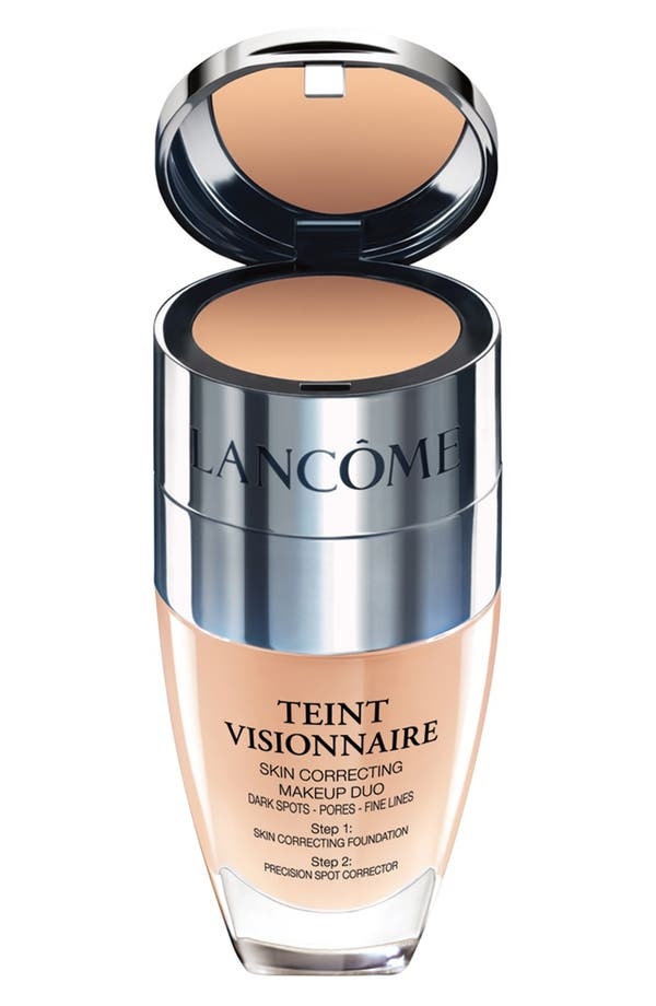 Alternate Image 1 Selected - Lancôme 'Teint Visionnaire' Skin Correcting Makeup Duo