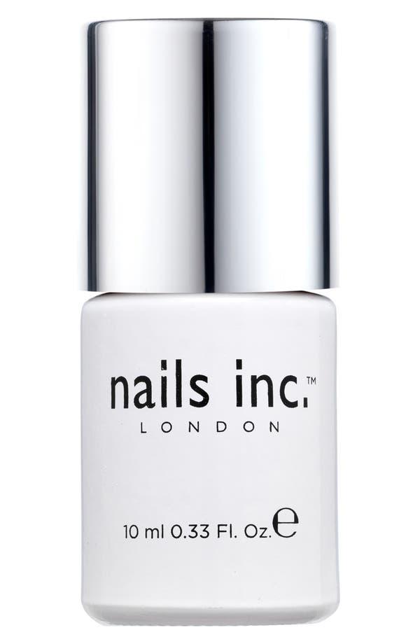 Main Image - nails inc. London 'Kensington Caviar' Base Coat