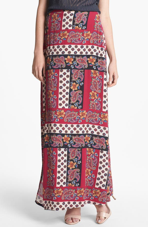 Alternate Image 1 Selected - MINKPINK 'Princess of Persia' Maxi Skirt