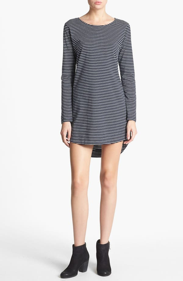 Alternate Image 1 Selected - MINKPINK 'Tres Chic' Stripe Dress