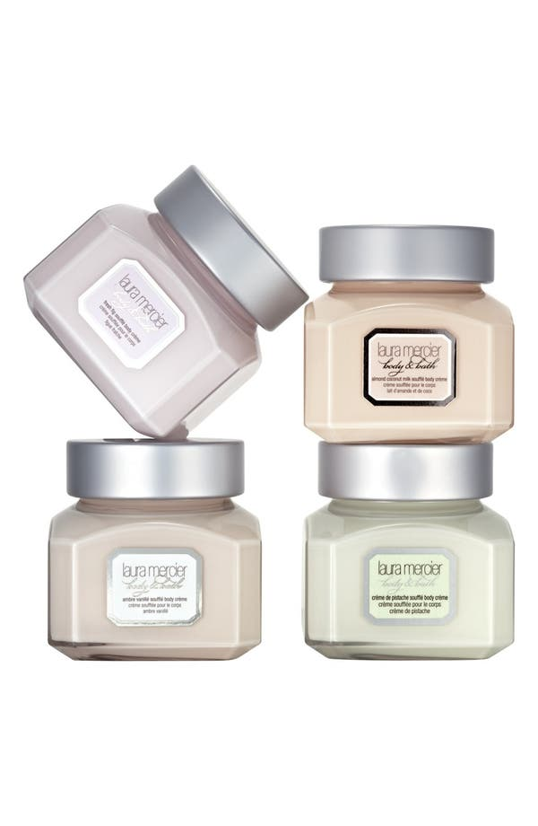 Alternate Image 1 Selected - Laura Mercier Soufflé Body Cream Sampler Set ($73 Value)