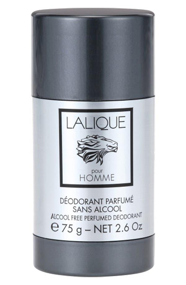 Alternate Image 1 Selected - Lalique 'Lion pour Homme' Deodorant Stick