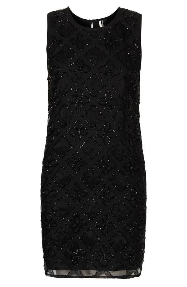 Alternate Image 3  - Topshop Embellished Shift Dress