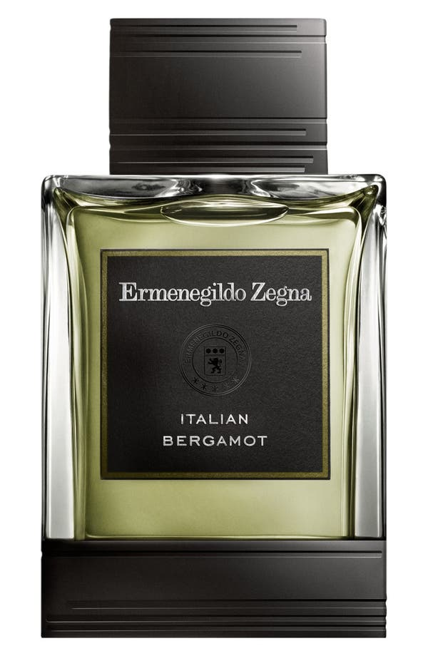Alternate Image 1 Selected - Essenze by Ermenegildo Zegna 'Italian Bergamot' Eau de Toilette