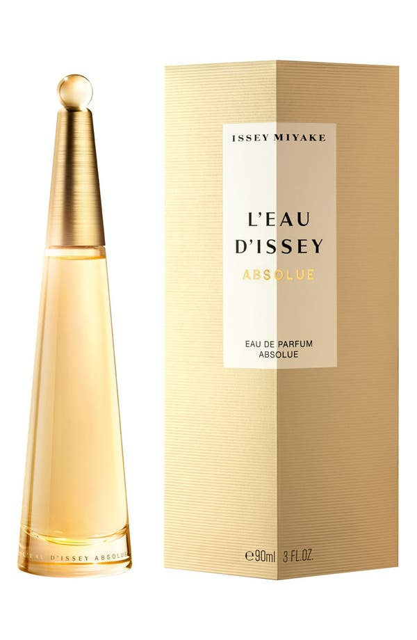 Alternate Image 1 Selected - Issey Miyake 'L'Eau d'Issey Absolue' Eau de Parfum (Limited Edition)