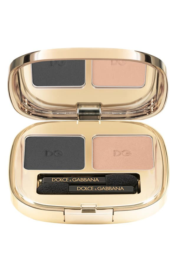 Main Image - Dolce&Gabbana Beauty Smooth Eye Color Duo