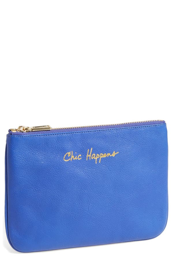 Alternate Image 1 Selected - Rebecca Minkoff 'Erin - Chic Happens' Pouch