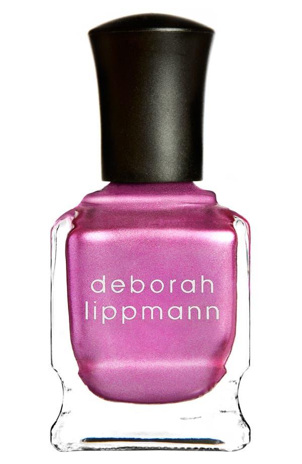 Alternate Image 1 Selected - Deborah Lippmann 'Luxe Chrome' Nail Color (Limited Edition)