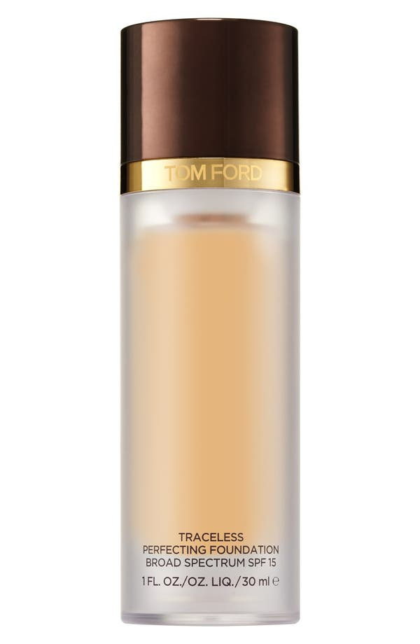 Alternate Image 1 Selected - Tom Ford Traceless Perfecting Foundation SPF 15