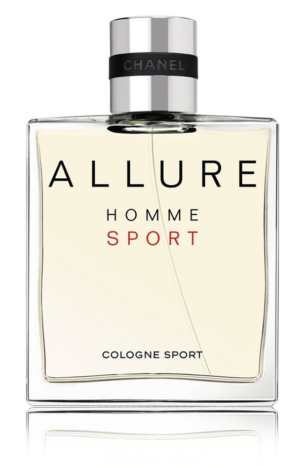 Alternate Image 1 Selected - CHANEL ALLURE HOMME SPORT  Cologne Sport Spray