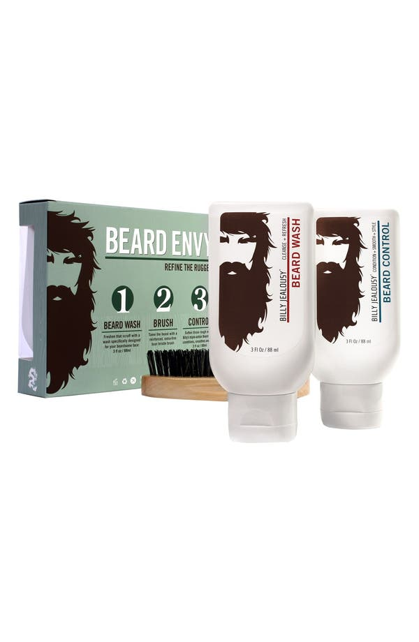 Alternate Image 1 Selected - Billy Jealousy Beard Envy Kit ($30 Value)