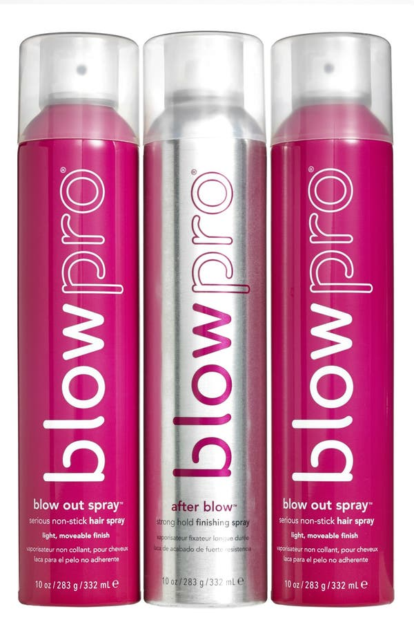 Alternate Image 1 Selected - blowpro® hairspray set ($59 Value)