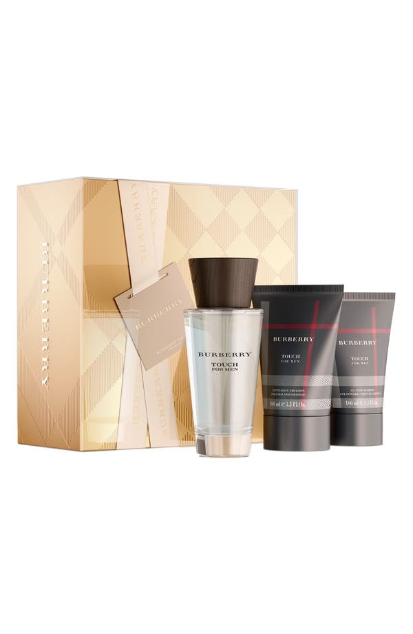 Main Image - Burberry Touch for Men Set ($120 Value)