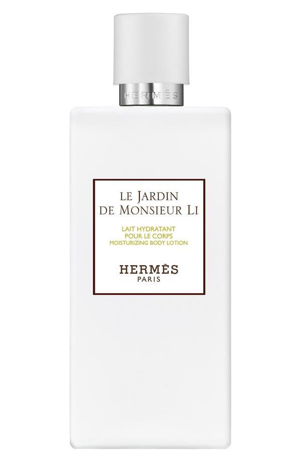 HERMÈS Le Jardin de Monsieur Li - Moisturizing