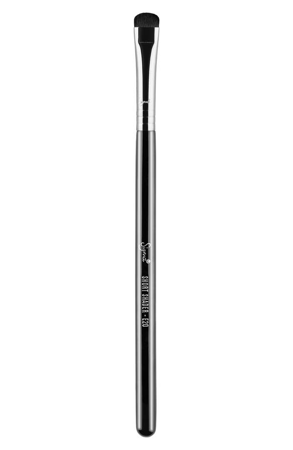 SIGMA BEAUTY E20 Short Shader Brush
