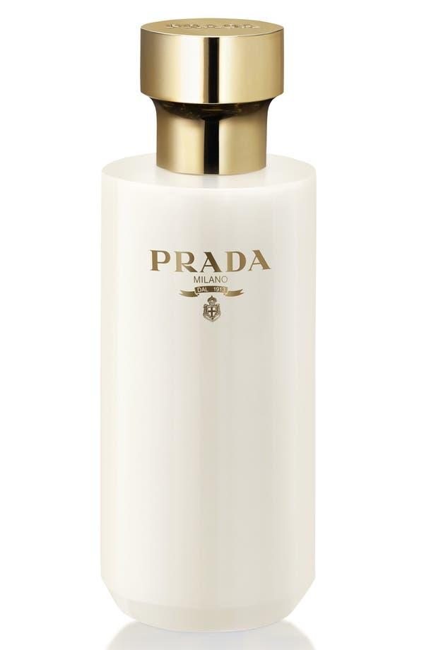 'La Femme Prada' Satin Body Lotion
