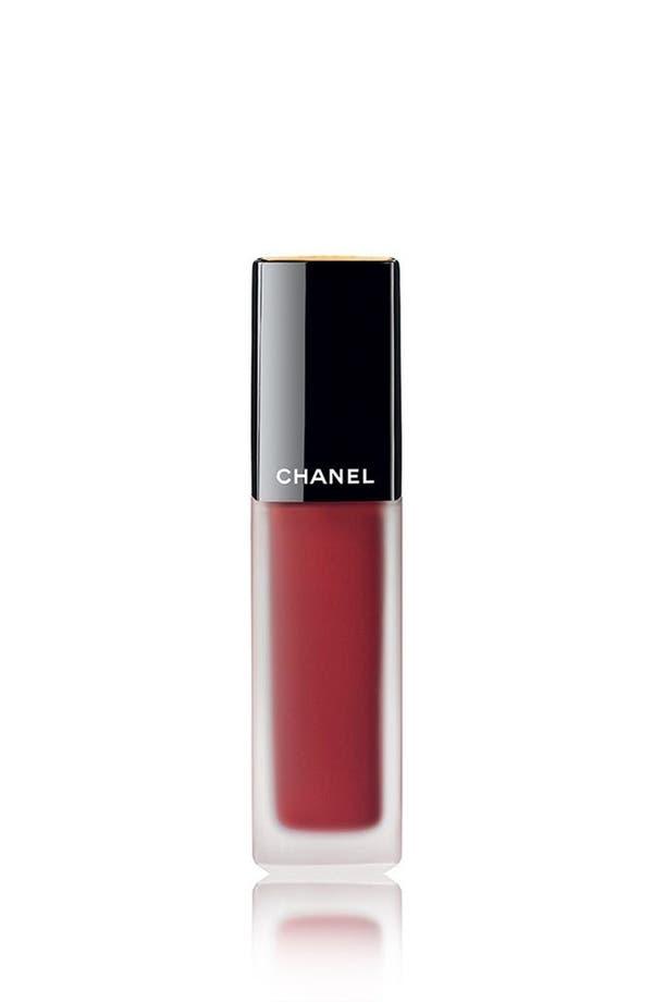 Alternate Image 1 Selected - CHANEL ROUGE ALLURE INK  Matte Liquid Lip Colour