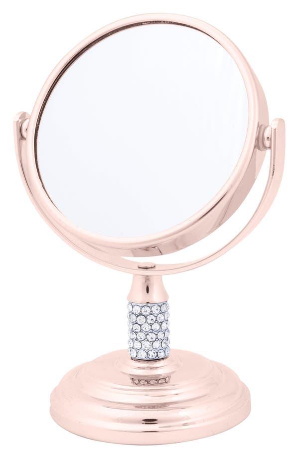 DANIELLE CREATIONS Rose Gold Mini Mirror