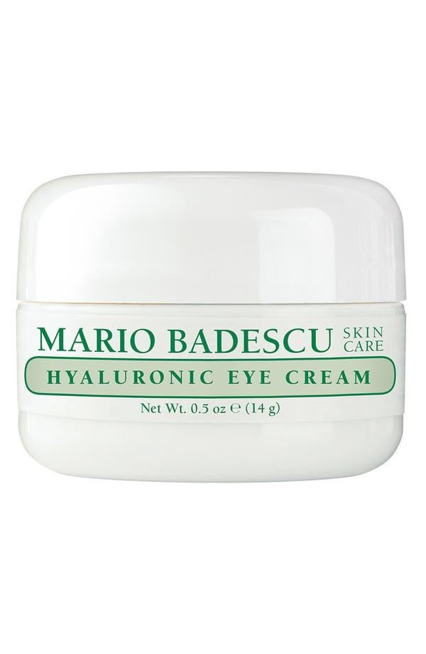 Alternate Image 1 Selected - Mario Badescu Hyaluronic Eye Cream