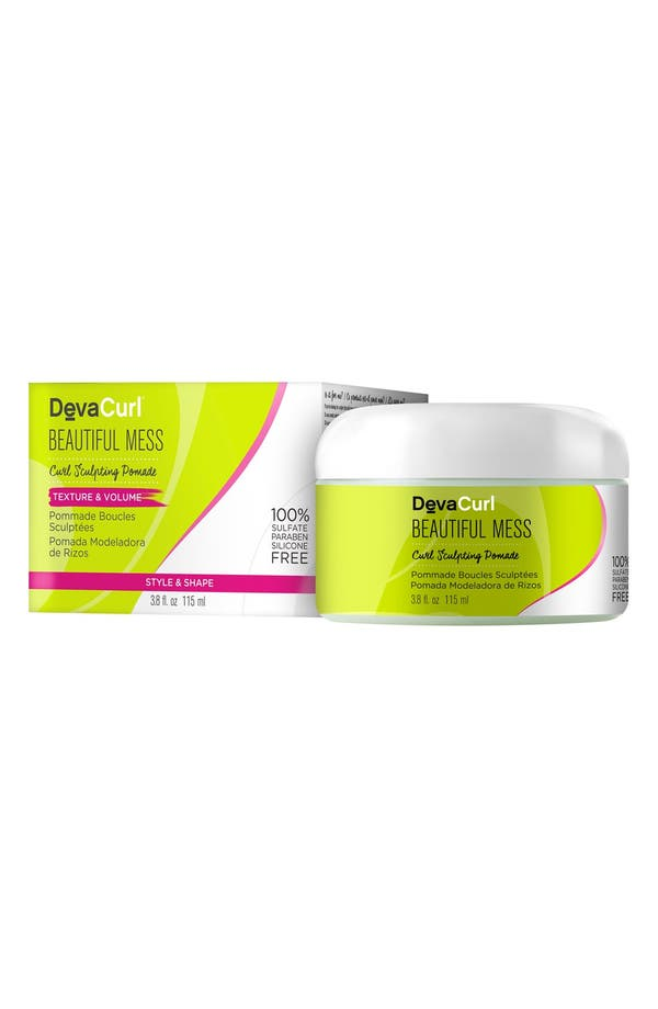 DEVACURL Beautiful Mess Sculpting Pomade