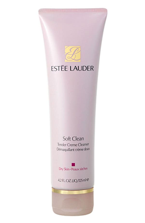 Alternate Image 1 Selected - Estée Lauder Soft Clean Tender Creme Cleanser