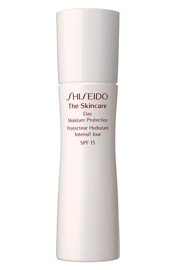 Main Image - Shiseido 'The Skincare' Day Moisture Protection SPF 15