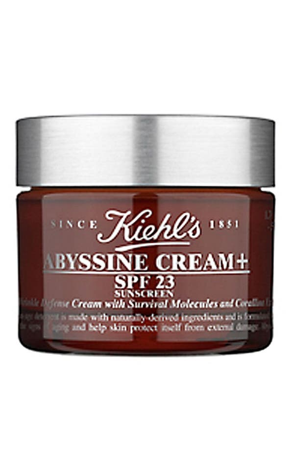 Alternate Image 1 Selected - Kiehl's Since 1851 Abyssine Cream SPF 23