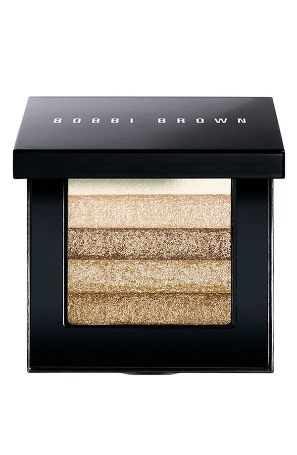 BOBBI BROWN 'Beige' Shimmer Brick Compact
