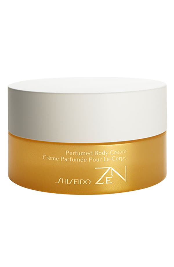 Main Image - Shiseido 'Zen' Perfumed Body Cream