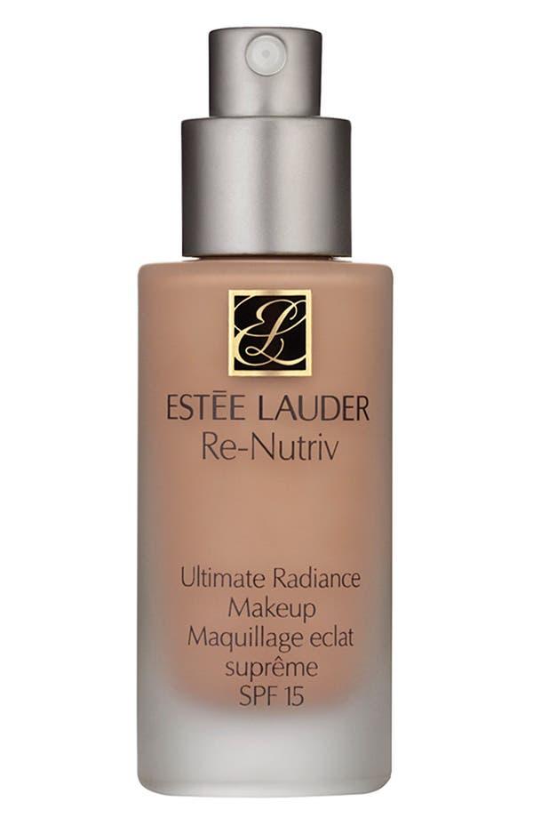 Main Image - Estée Lauder 'Re-Nutriv' Ultimate Radiance Makeup Broad Spectrum SPF 15