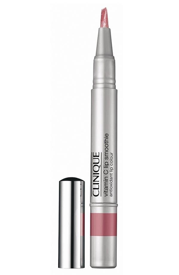 Alternate Image 1 Selected - Clinique 'Vitamin C Lip Smoothie' Antioxidant Lip Color