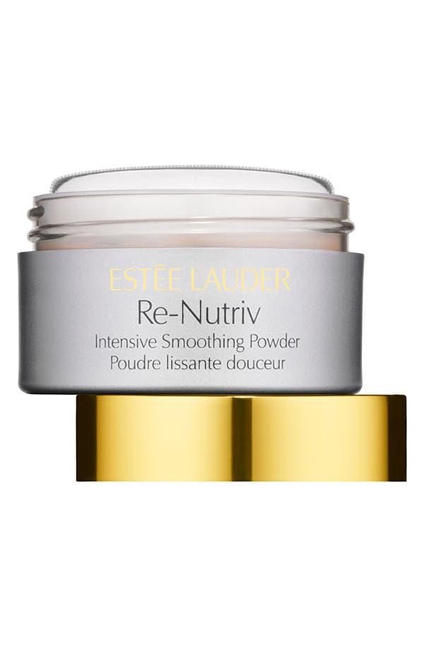 Alternate Image 1 Selected - Estée Lauder 'Re-Nutriv' Intensive Smoothing Powder