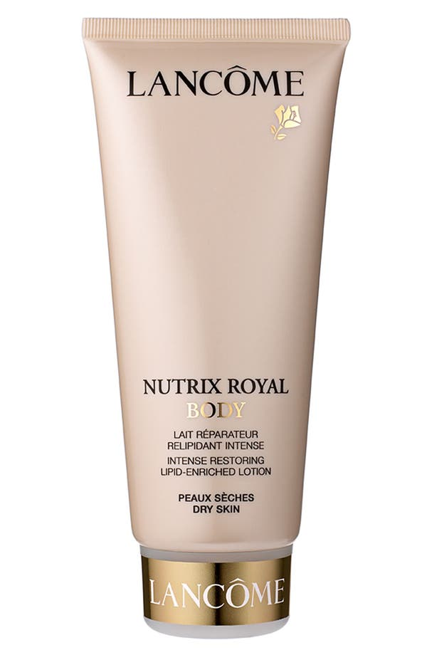 Main Image - Lancôme Nutrix Royal Body Restoring Lotion