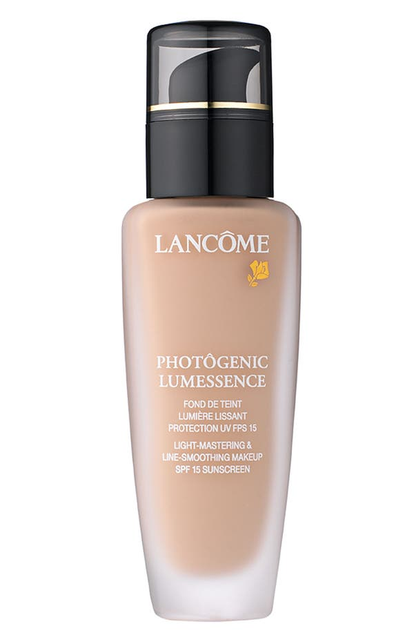 Alternate Image 1 Selected - Lancôme Photôgenic Lumessence Light Mastering & Line Smoothing Makeup